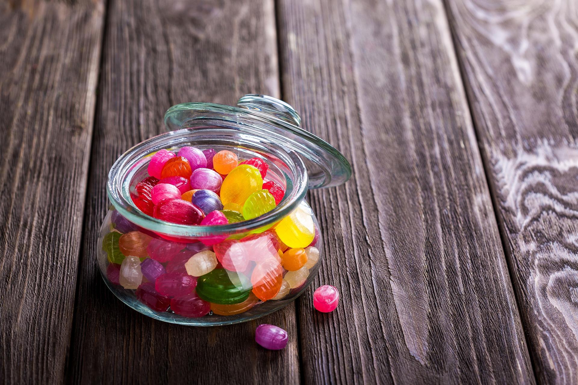 Vorsicht! Isoglukose und Glukosesirup ist in ganz vielen Süßigkeiten und anderen Nahrungsmitteln enthalten.